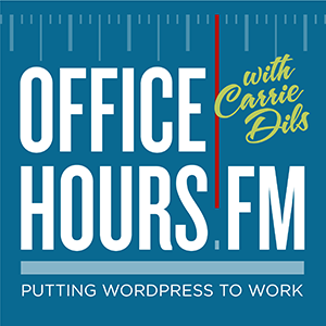 Office Hours FM Podcast logo - Alleghent River Sponsor of WordCamp Pittsburgh