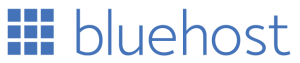 Bluehost logo - an Ohio River level sponsor of WordCamp Pittsburgh
